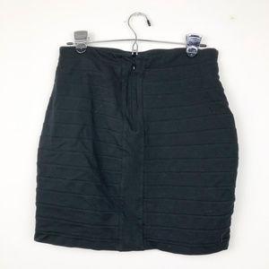 Express Skirts - Express Black Mini Skirt